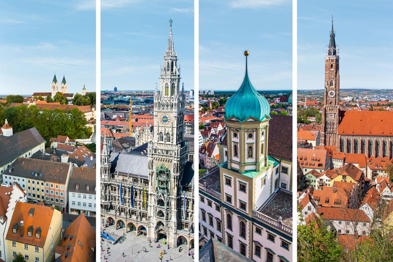 Augsburg München